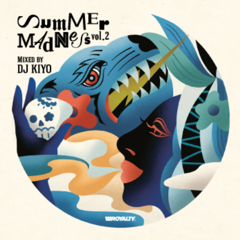 DJ KIYO / SUMMER MADNESS 2 [MIX CD]