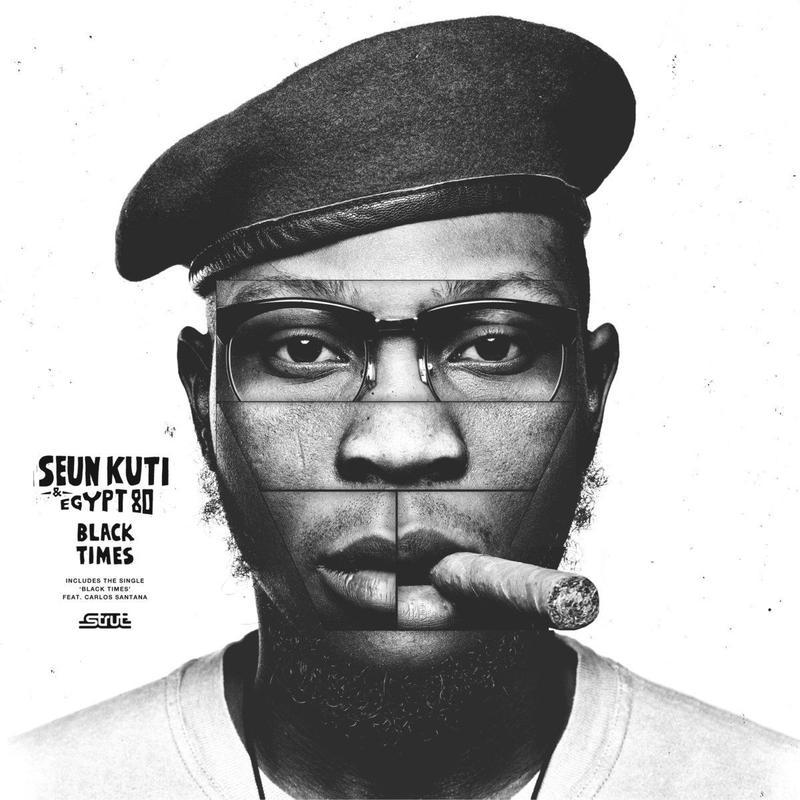 Seun Kuti & Egypt 80 / Black Times -国内盤- [CD]
