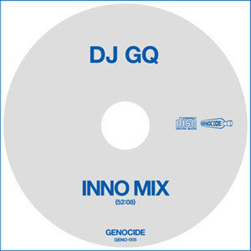 近日入荷 - DJ GQ / INNO MIX [MIX CD]