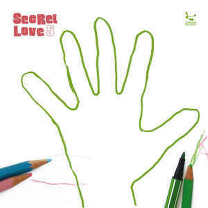 Various ‎/ Secret Love 5 [CD]