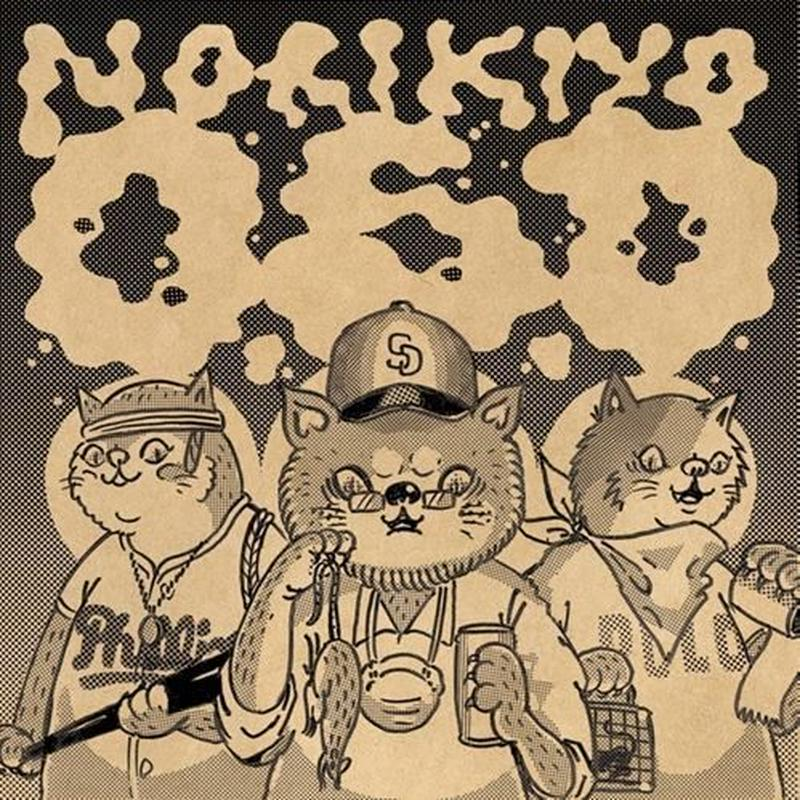 NORIKIYO / O.S.D. -Old School Discipline- [CD]