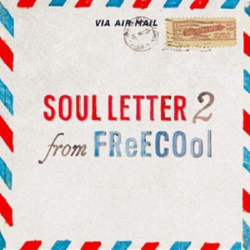 FReECOol / SOUL LETTER 2 [CD]
