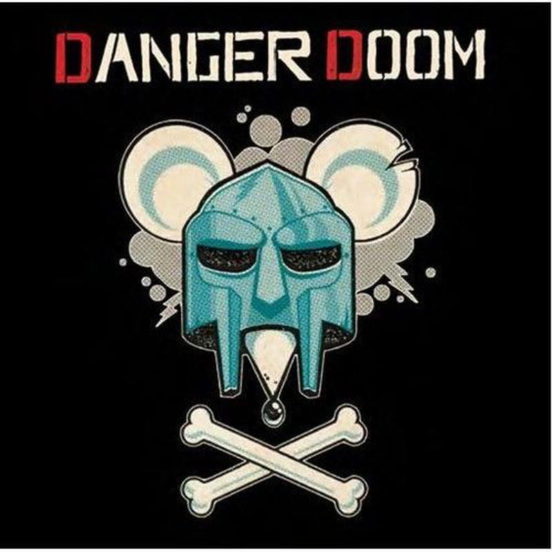 DANGER DOOM / MOUSE & THE MASK: OFFICIAL METALFACE VERSION [3LP]
