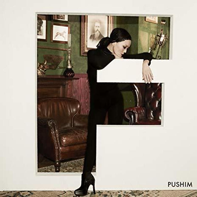 2/13 - PUSHIM / F [CD]