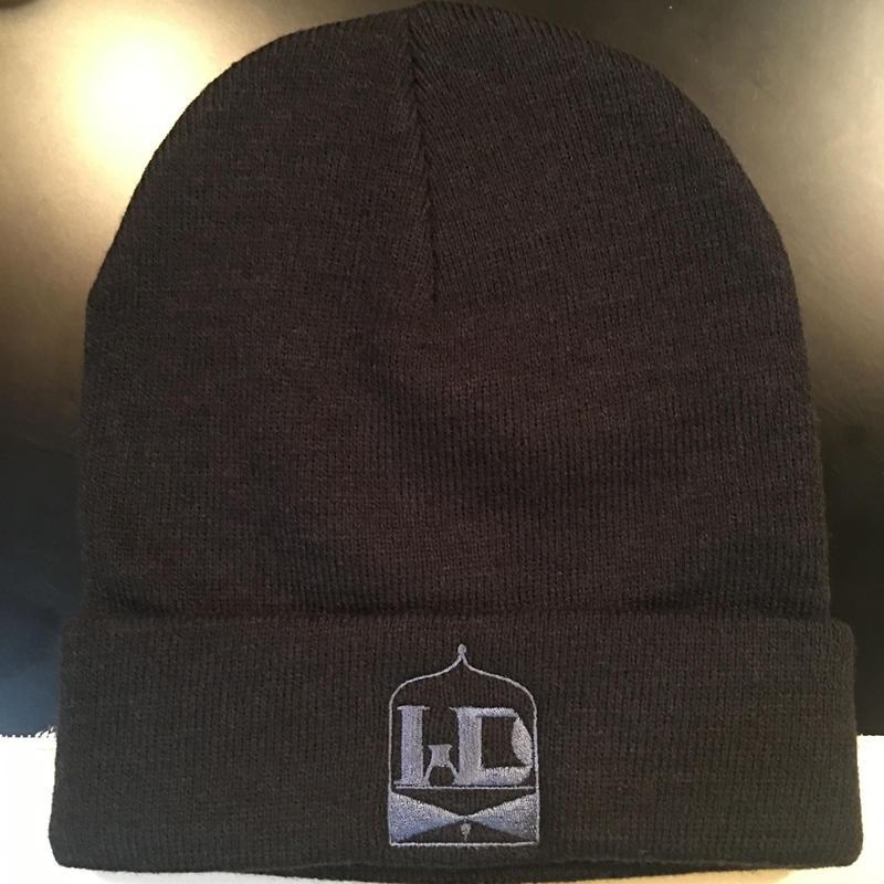WDsounds  knit cap