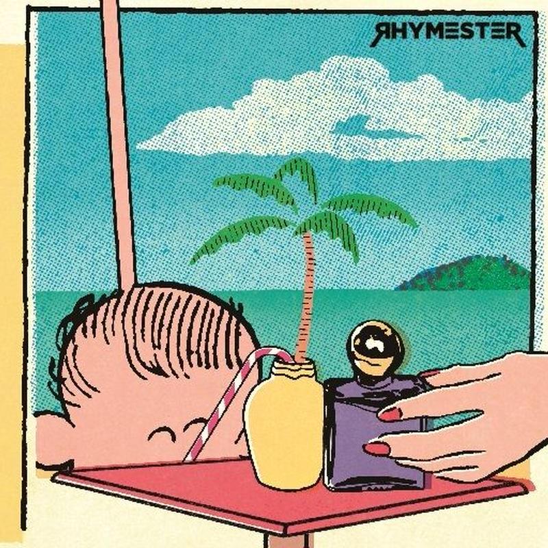 8/3 - RHYMESTER / 予定は未定。[7inch]