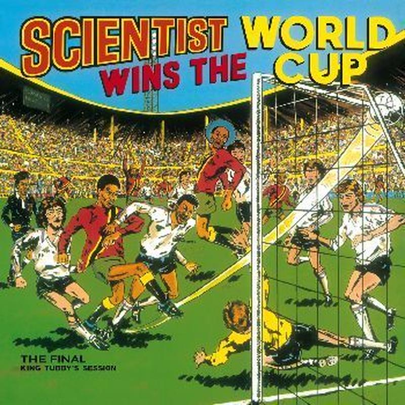 Scientist / Wins The World Cup [LP]