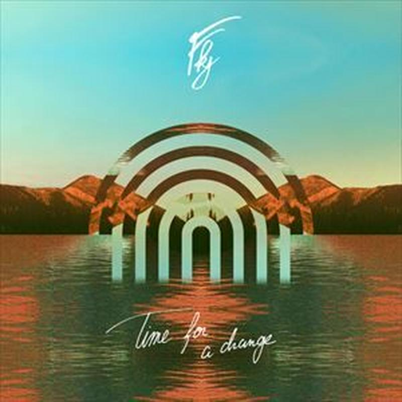 FKJ (French Kiwi Juice) / Time For A Change [12inch]