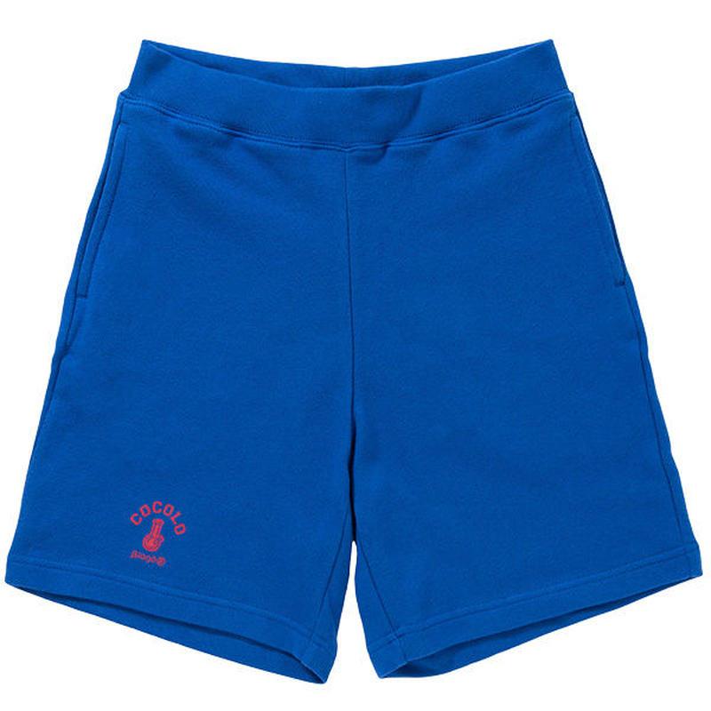 近日入荷 - BONG SWEAT SHORTS (BLUE)