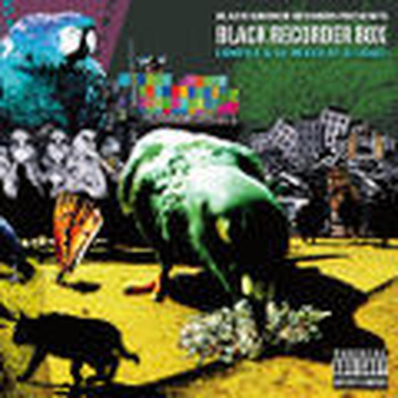 BLACK RECORDER BOX / compile&DJ mixed by DJ BAKU [MIX CD]
