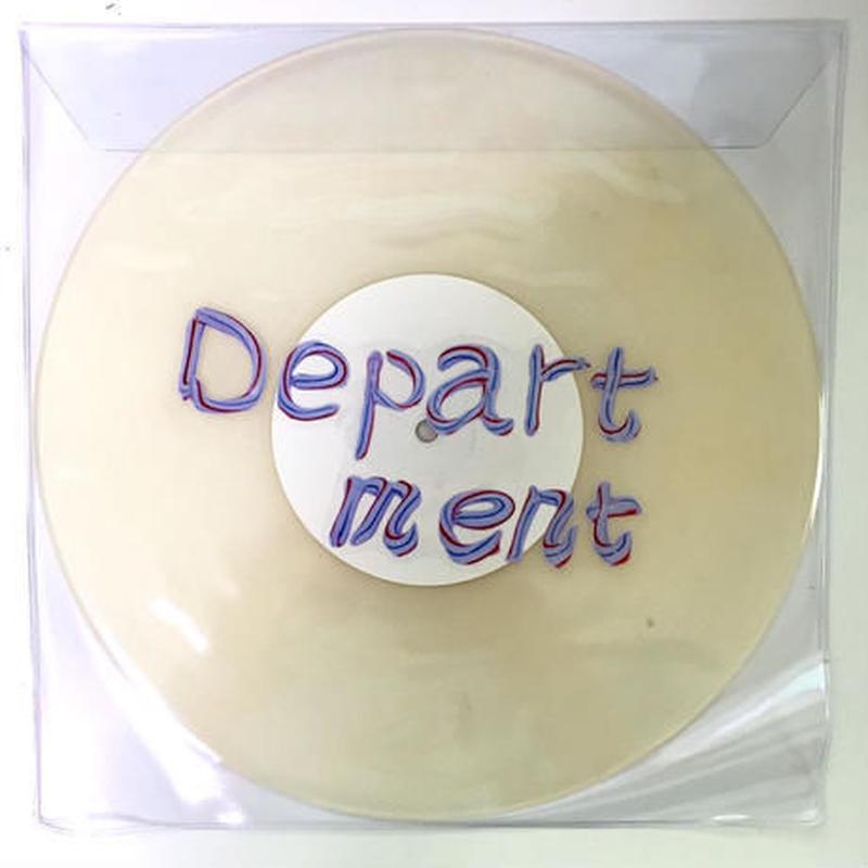 "THE OTOGIBANASHI'S / ""Department"" [10INCH]"