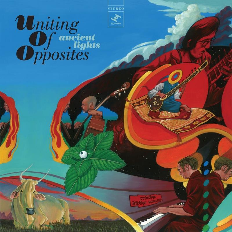 Uniting Of Opposites / Ancient Lights [LP+DL]