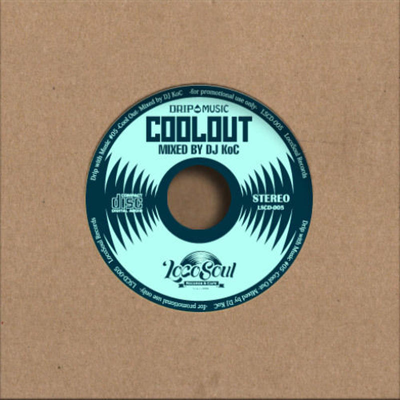 DJ KoC / Dead Leaf Ensemble -Dripwith Music5- [MIX CD]