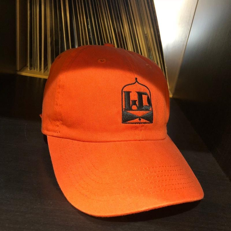 WDsounds TRADE CAP ORANGE