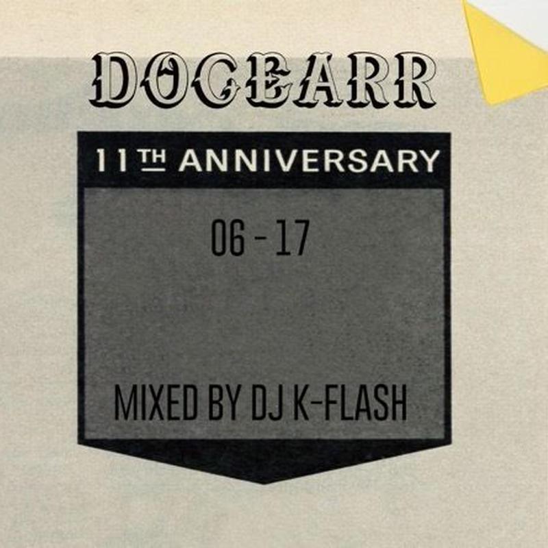 DOGEAR RECORDS / 06-17 Mixed by DJ K-FLASH [MIX CD]