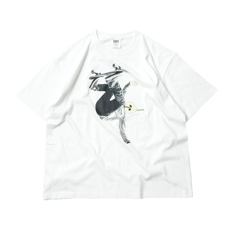 LA FLANCE MAN-T (white) size L only