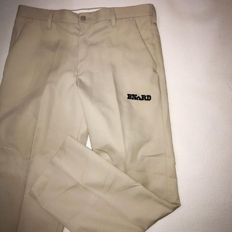 BNGRD WORK PANTS(BEIGE)