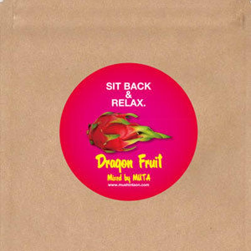 DJ MUTA / DRAGON FRUIT [MIX CD]