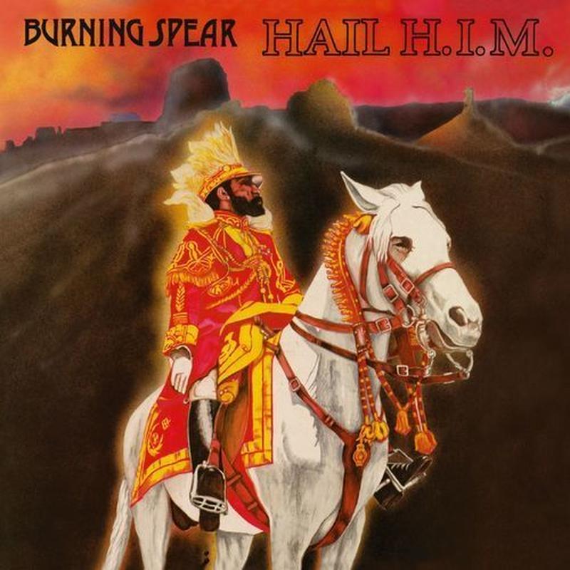 Burning Spear / Hail H.I.M [LP]