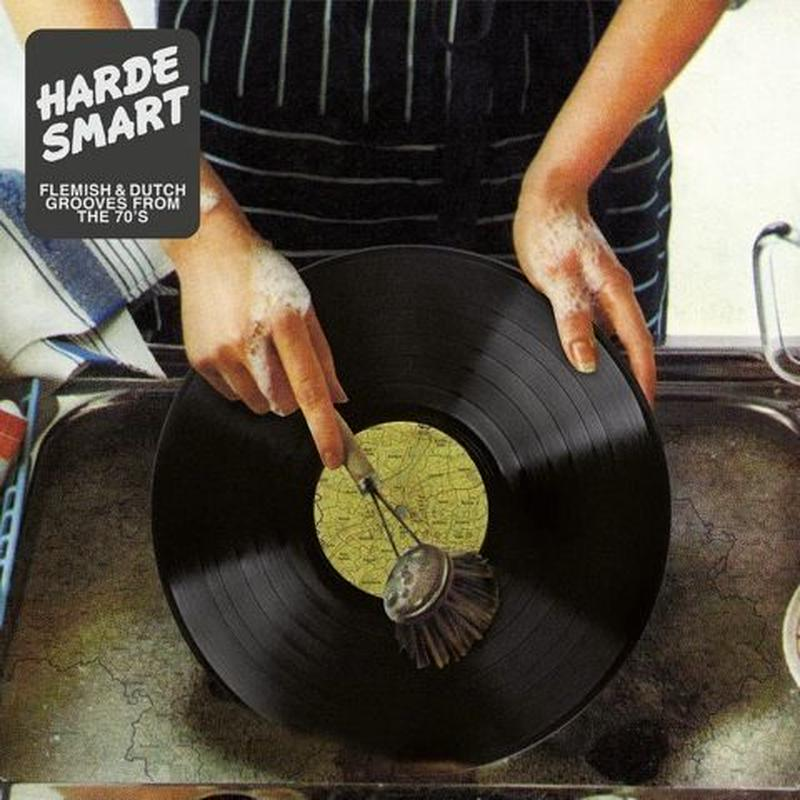 V.A / Harde Smart:Flemish & Dutch Grooves From The 70's [2LP]