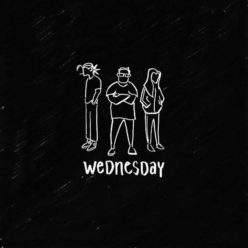 HMLT x Kei-Li x Joyia / Wednesday EP [7inch]