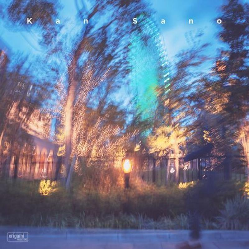 KAN SANO / C'est la vie feat. 七尾旅人 [7inch]