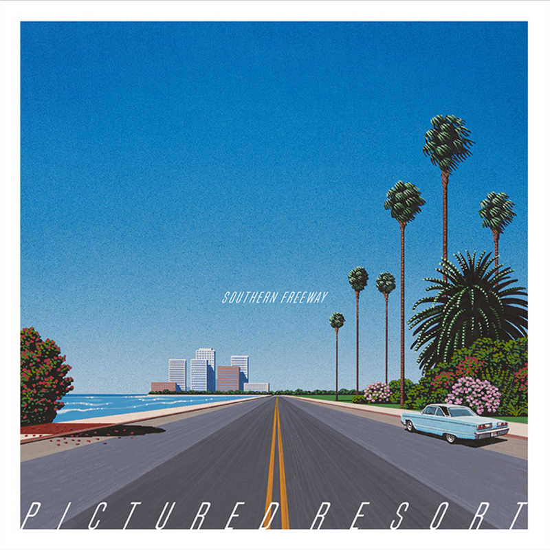 Pictured Resort / Southern Freeway [LP]