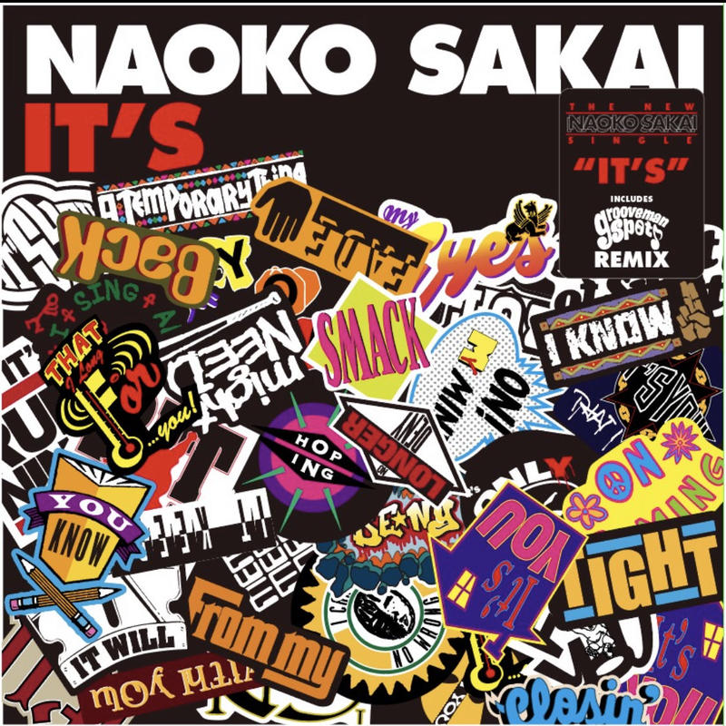 9月中旬予定 - Naoko Sakai / It's [7inch]