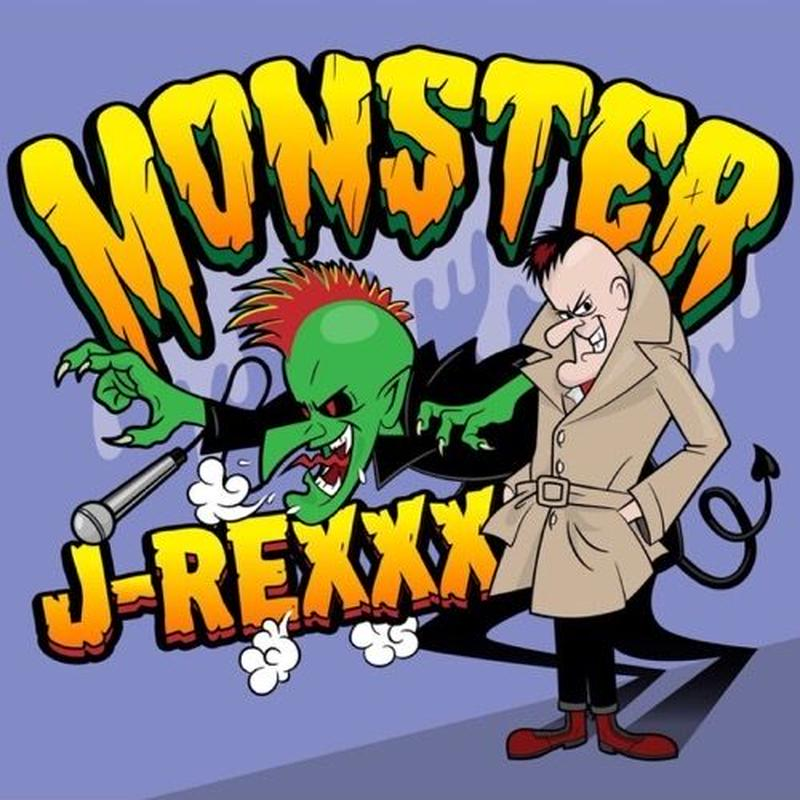 7/3 - J-REXXX / MONSTER [CD]