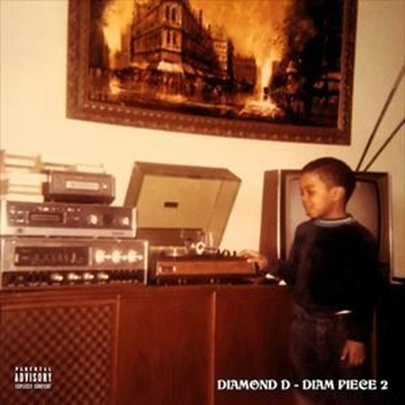 DIAMOND D / THE DIAM PIECE 2 [LP]