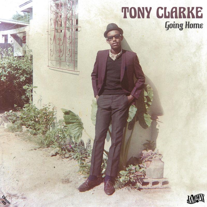 Tony Clarke / Going Home [12inch]