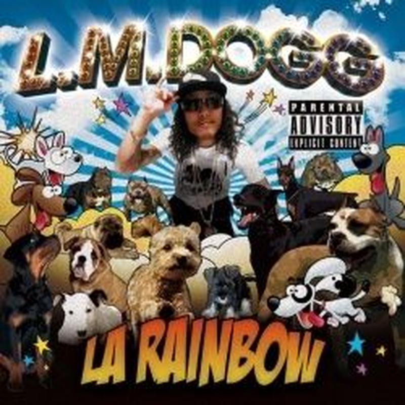 L.M.DOGG / La rainbow [CD]