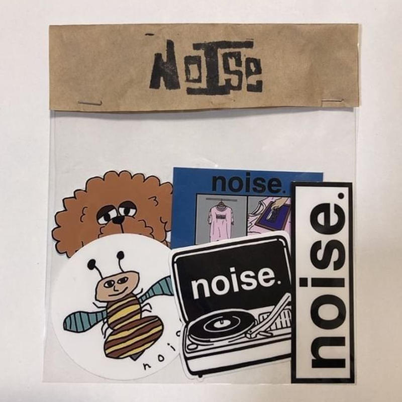 noise STICKER 5set PACK