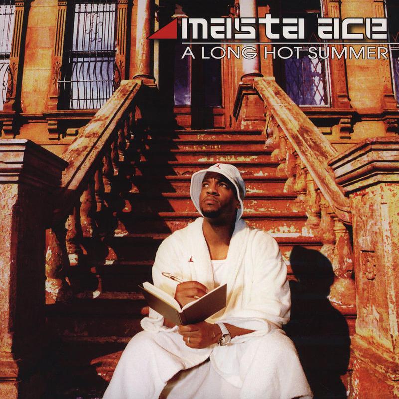 Masta Ace / A Long Hot Summer [2LP] (Orange Vinyl)