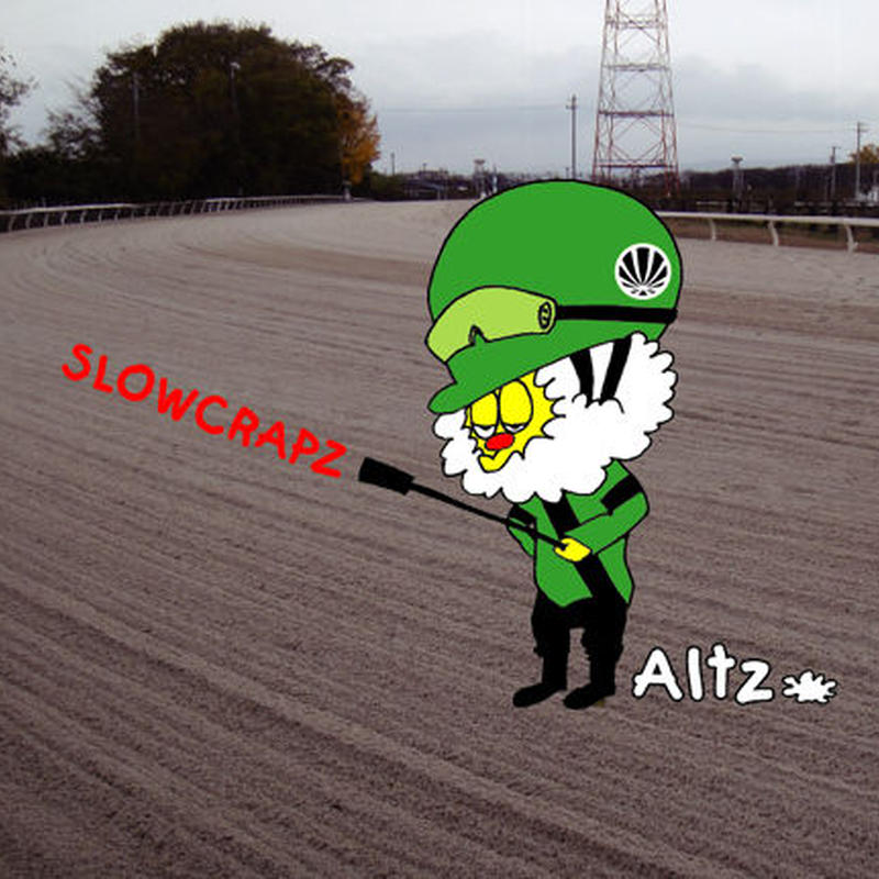 Altz / SLOWCRAPZ mix&edit [MIX CD]