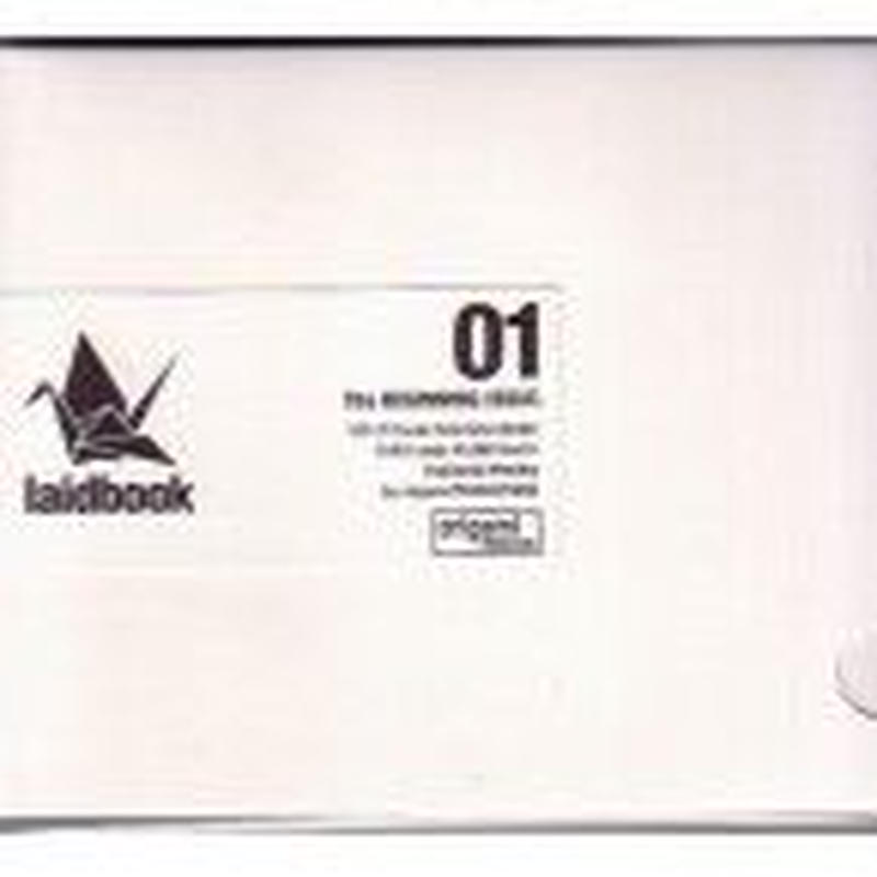 ORIGAMI PRODUCTIONS / LAIDBOOK BEGINNING ISSUE.01 [CD]