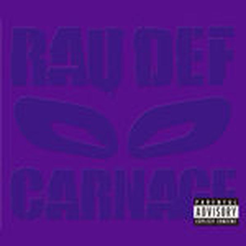 RAU DEF / CARNAGE [CD]