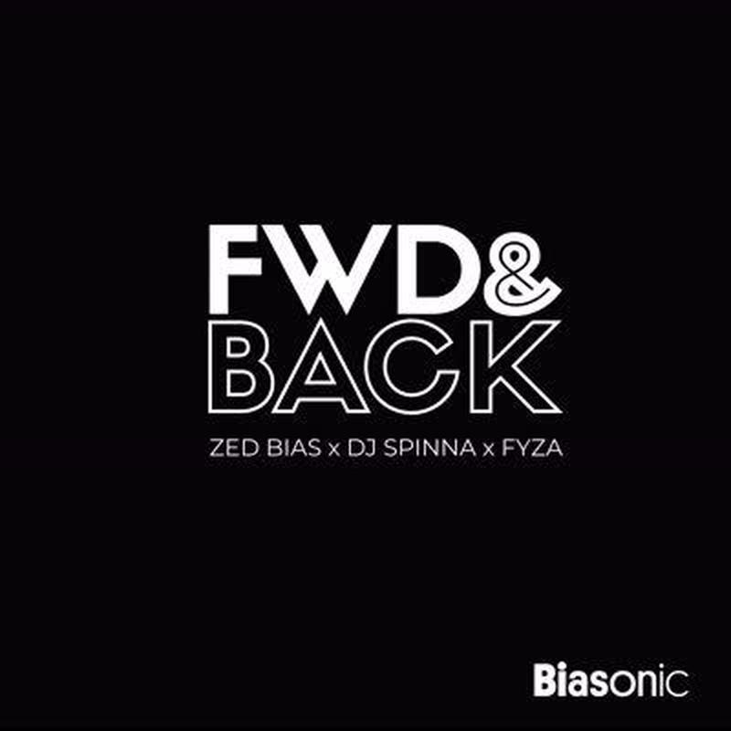 予約 - Zed Bias, DJ Spinna & Fyza / Fwd & Back [7inch]