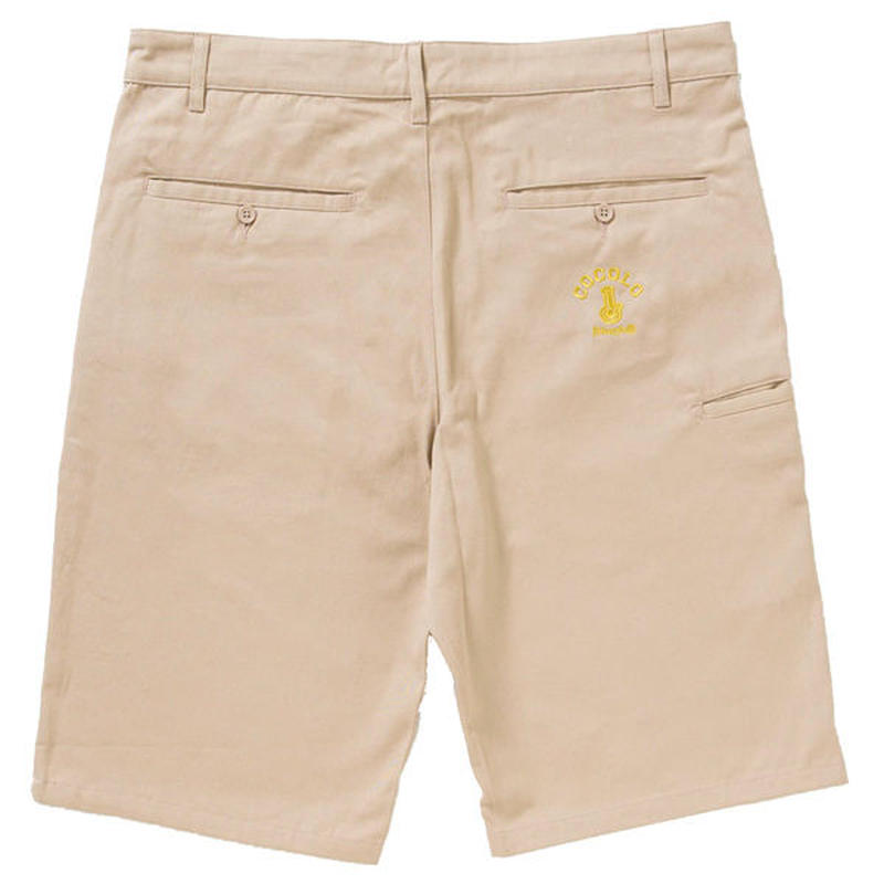 ORIGINAL BONG CHINO SHORTS(BEIGE)36inch only