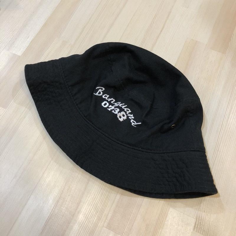 Banguard buckethat(black)