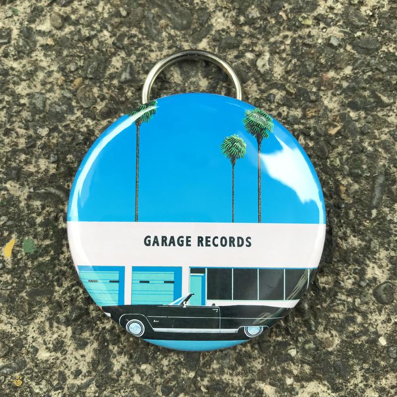 永井博 / RECORD STORE DAY JAPAN 2018 栓抜き缶バッジ