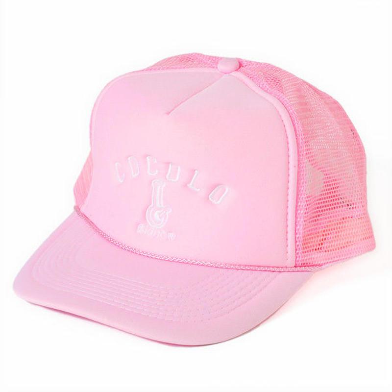 ORIGINAL BONG MESH CAP (PINK)