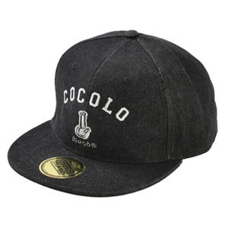 ORIGINAL BONG SNAPBACK CAP (dark denim)