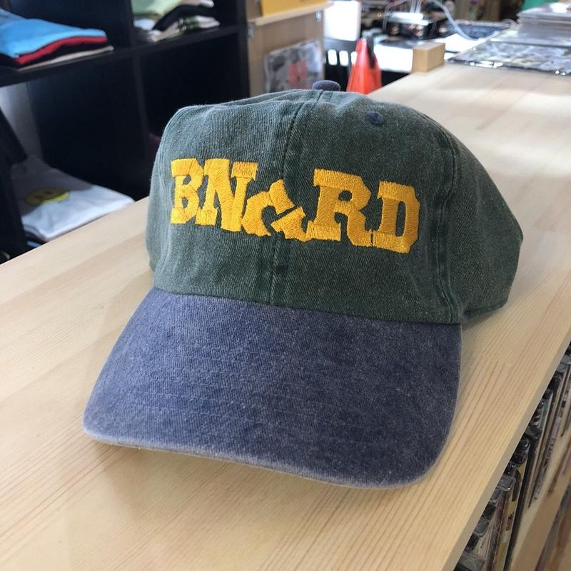 BNGRD WASH CAP 2018(GREEN&BLUE)