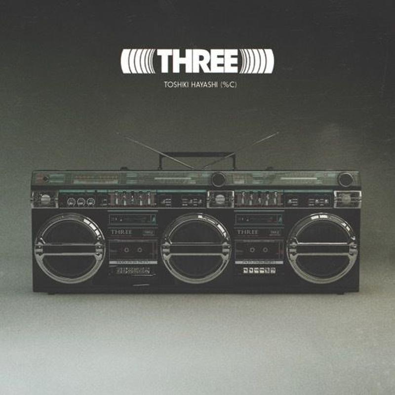 TOSHIKI HAYASHI (%C) / THREE [CD]