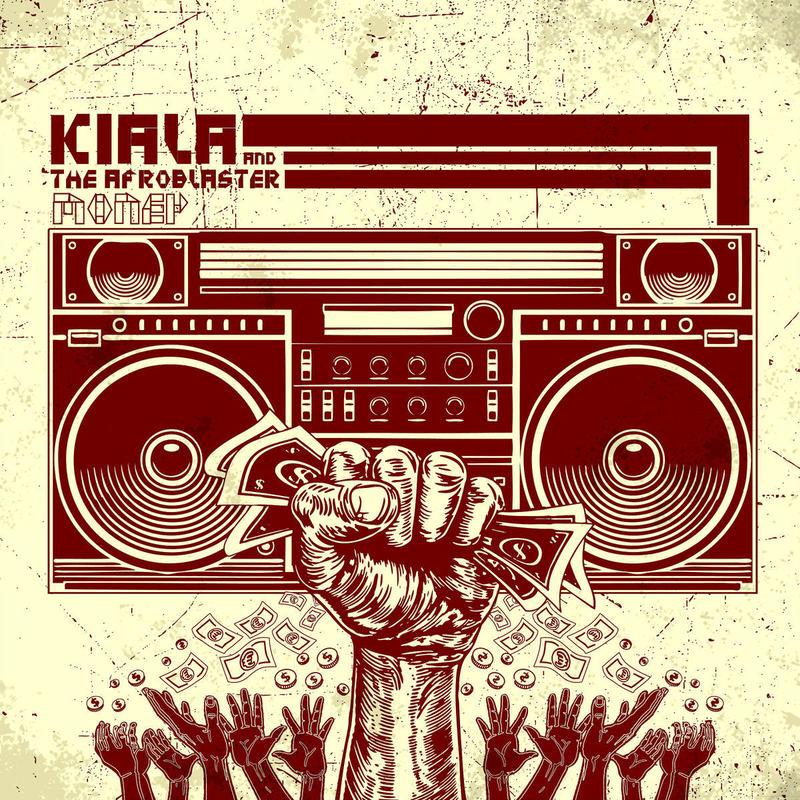Kiala & The Afroblaster / Money [LP]