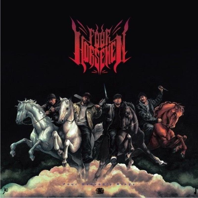 FOUR HORSEMEN / FOUR HEAVENLY KINGS [CD]