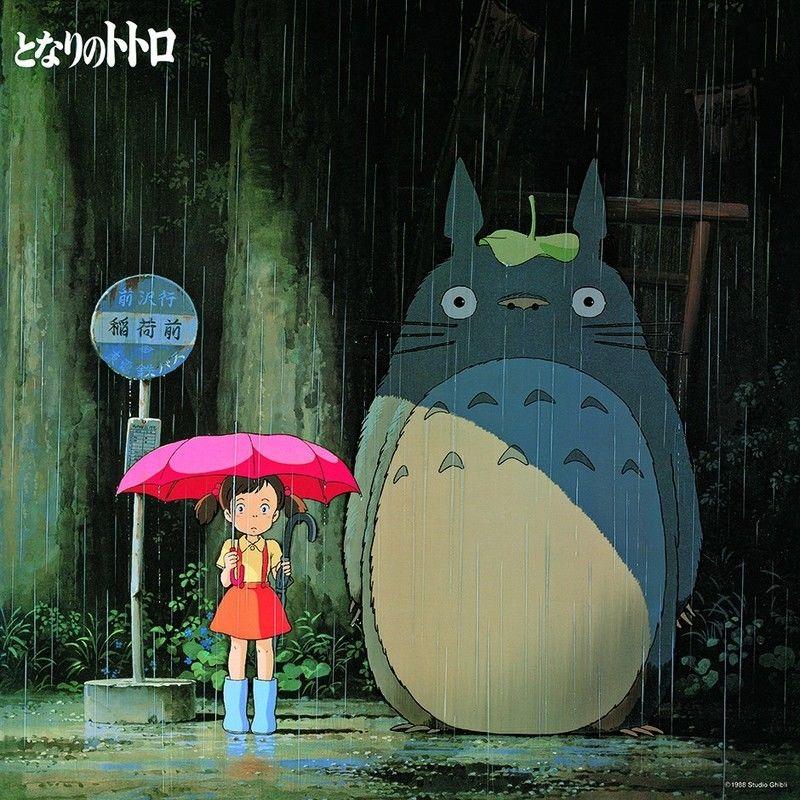 久石譲 / となりのトトロ イメージ・ソング集 [LP]