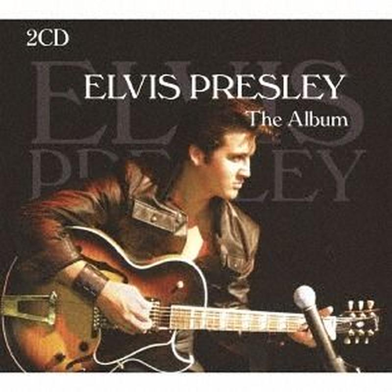 ELVIS PRESLEY / ELVIS PRESLEY - THE ALBUM【輸入盤国内仕様】[CD]