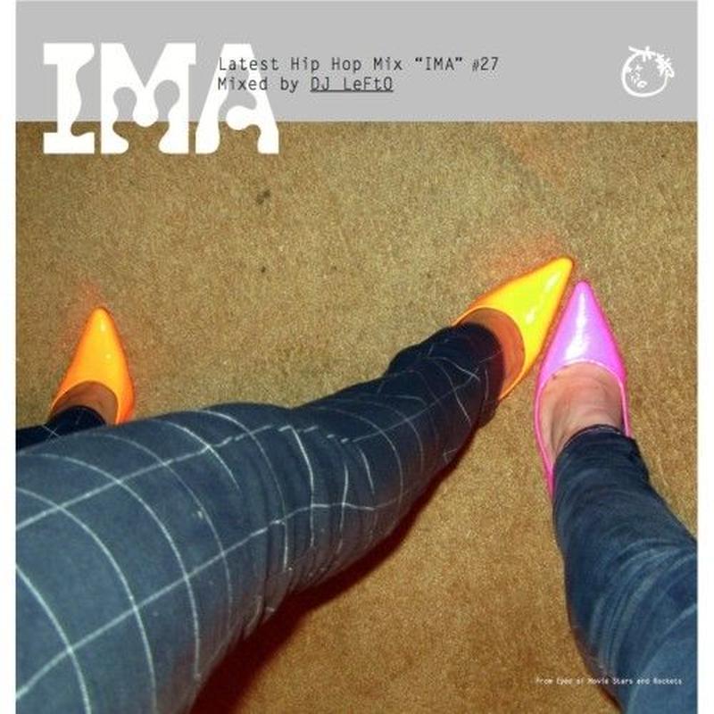 DJ LeFtO / IMA27 [MIX CD]